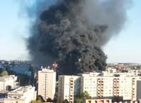 Több nagy idei tűz miatt gyanúsított lett a polisztirol, de nem biztos, hogy elítélik