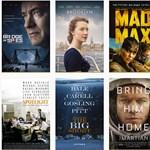 Ismerkedjen meg az Oscar-jelölt filmekkel 3 és fél percben