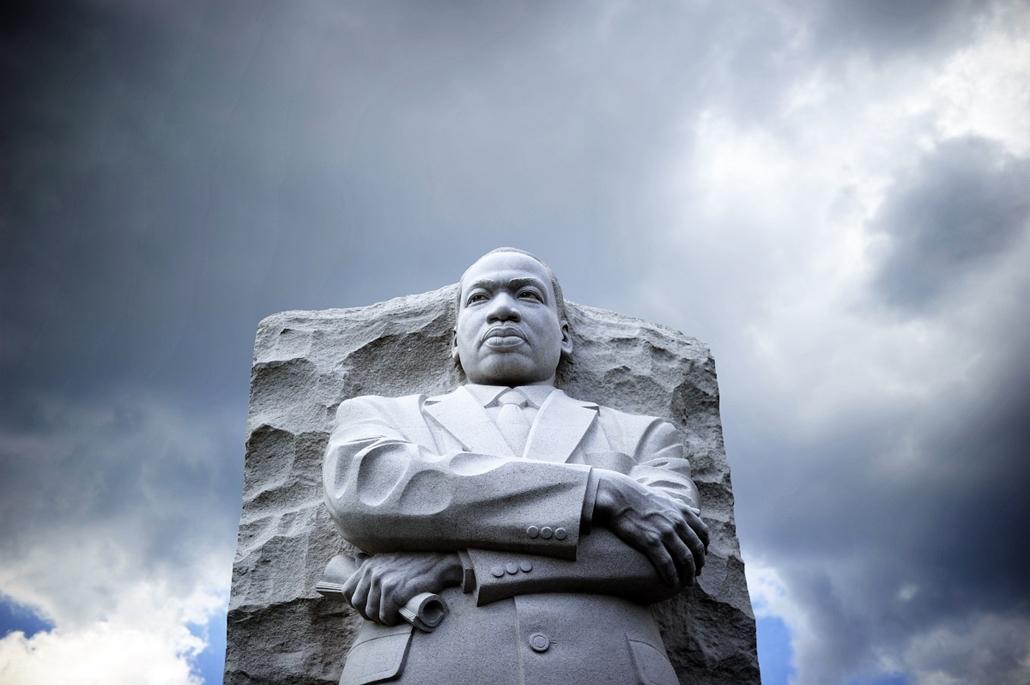 Washington, Egyesült Államok: Martin Luther King szobra  - 7képei