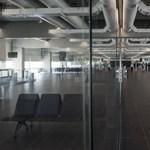 Galéria: Elkészült, ilyen lett a ferihegyi reptér új része