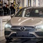 A Mercedes közel 120 milliárd forint nettó árbevétellel zárta a 2020-as évet Magyarországon