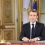 Kibékülni látszik Macron és az olasz elnök