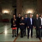 Vezető osztrák politikus állt ki a Népszabadság stábja mellett