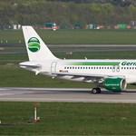 Csődeljárást kért maga ellen a Germania német légitársaság