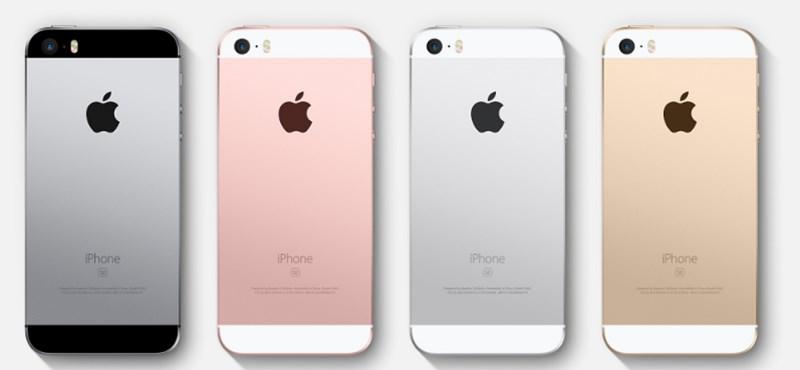 Olyan jól megy az iPhone SE, hogy nem lesz folytatása