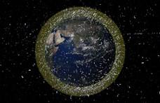 A SpaceX-nek van egy ötlete, hogyan takarítsák el a rengeteg űrszemetet