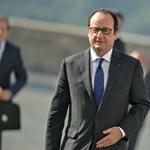 Kiosztotta Trumpot a francia elnök