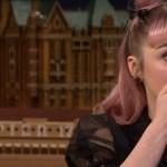 Az Arya Starkot játszó színésznő akkorát spoilerezett, hogy kirohant egy műsor felvételéről