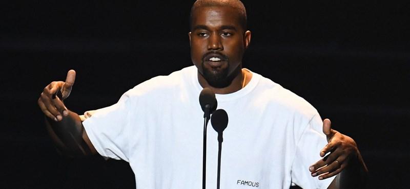 Kanye Westnek annyi, itt van helyette Ye