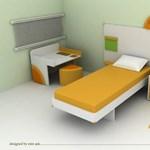 Ötletes gyerekbútor: csecsemőkortól az iskoláig használható
