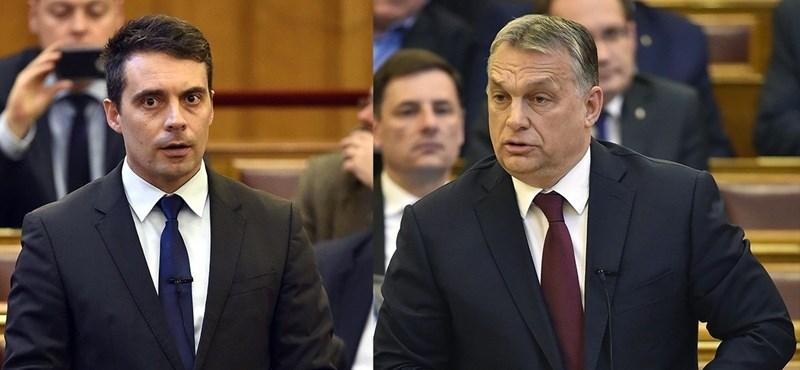 Orbán Viktor ott ütötte Vona Gábort, ahol az a legjobban fáj