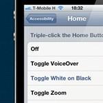 Az iBooks-ban lévőhöz hasonló éjszakai üzemmód iOS alatt, bármilyen programnál