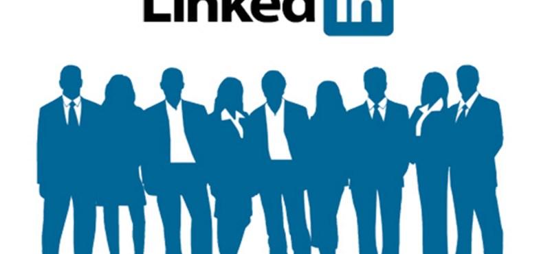 Bajban lehet, ha fent van a LinkedInen