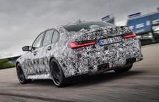 Lesz valami az új BMW M3-asban, ami nincs az Audi Sportnak és a Mercedes-AMG-nek