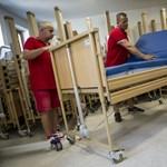 379 szülői ágyat kap 32 kórház