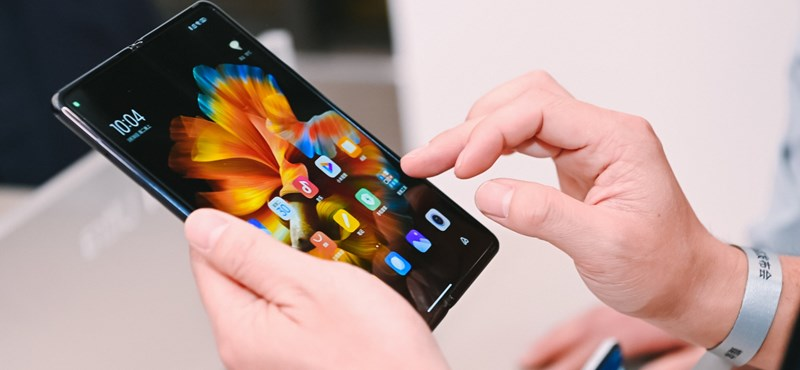 Xiaomi has come up with a special solution to cool the foldable Mi Mix Fold