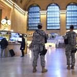 Kivezényelték a Nemzeti Gárdát New Yorkban