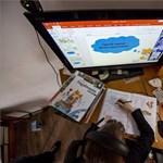 Digitális oktatás: szét fogja húzni a mezőnyt?