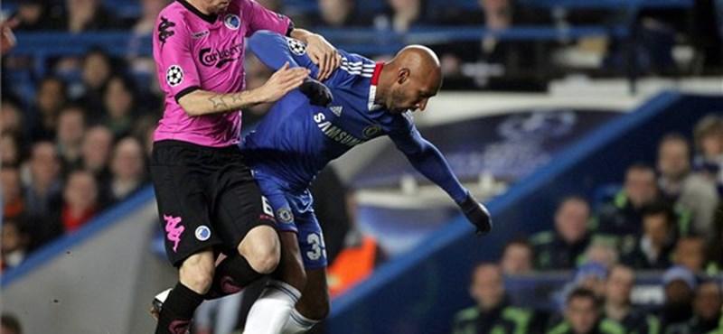 Chelsea - Köbenhavn 0-0