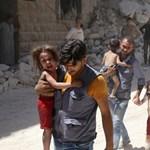 Megrázó adat: 28 millió gyermek keresett menedéket