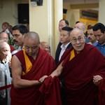"""Dalai láma: """"Tartsuk meg Európát az európaiaknak"""""""