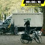 Lássuk az idei biciklitolvaj-Európa-bajnokság legjobb jeleneteit - videó