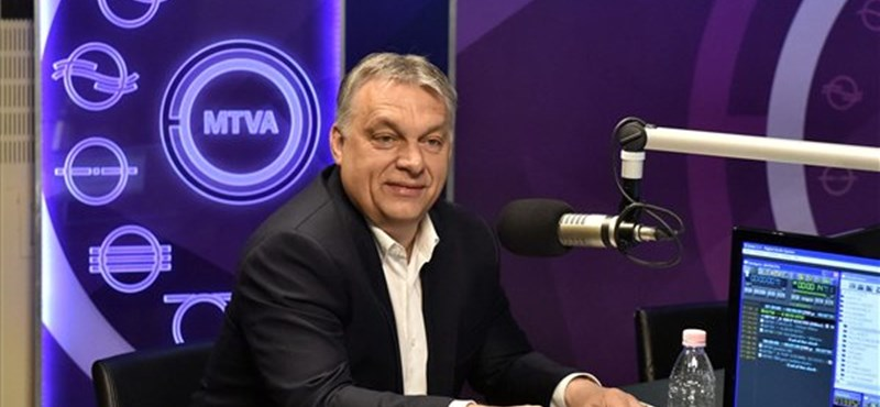 Orbán: Soros benevezett a magyar választási kampányba