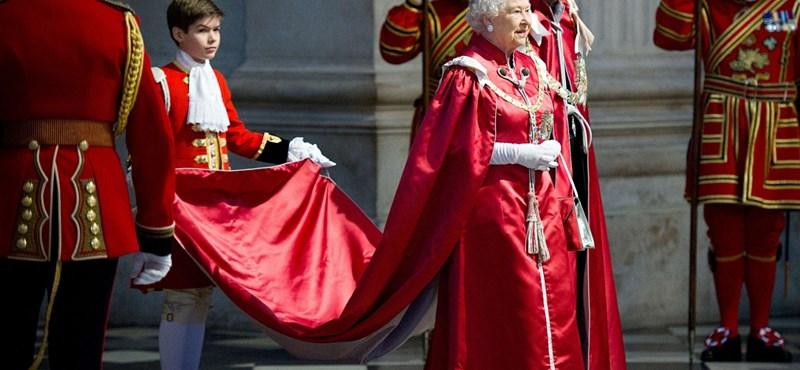 Erzsébet királynőnek saját McDonaldsa is van