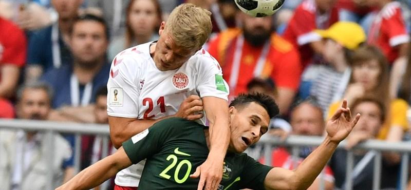 Tudta? A dán–ausztrál meccs volt a világbajnoki döntő