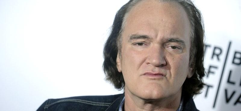 És Tarantino végre megtalálta az ő Charles Mansonját