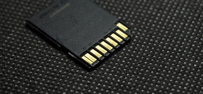 A Sony megcsinálta a világ leggyorsabb SD-kártyáit