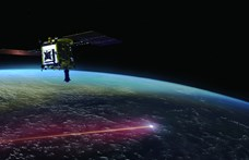 Több milliárd éves talajminta érkezik egy űrkapszulában