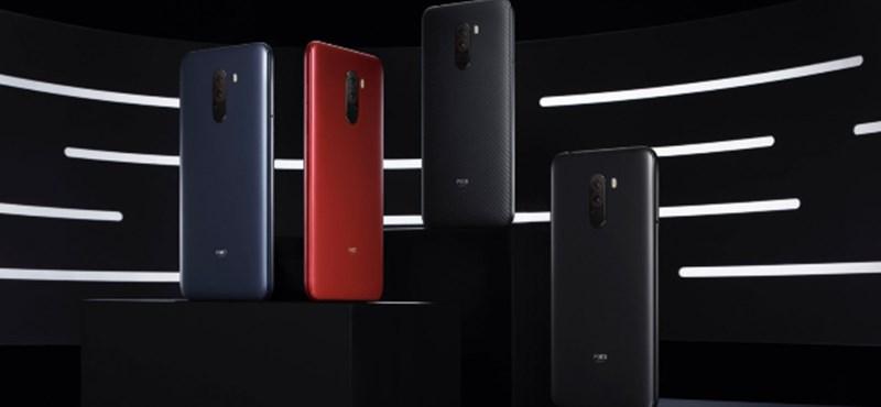 Csúcsspecifikációk mellett meglepően olcsó: bemutatta a Xiaomi az új telefonját