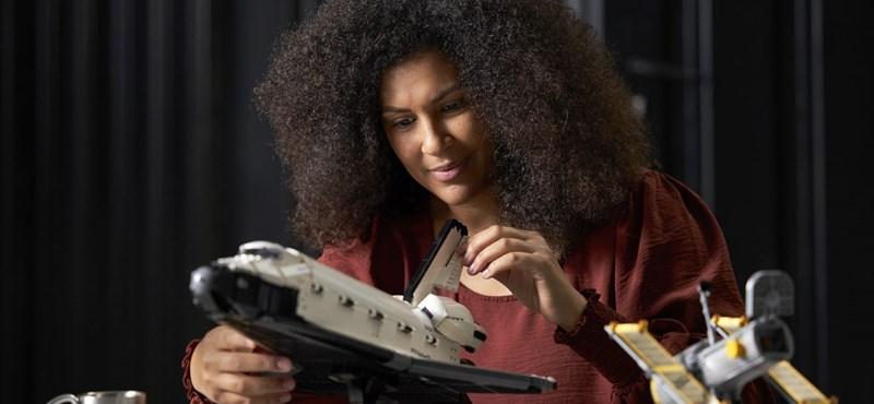 Különleges Lego-készlet érkezik: 2354 darabban a NASA Discovery űrsiklója és a Hubble-űrtávcső