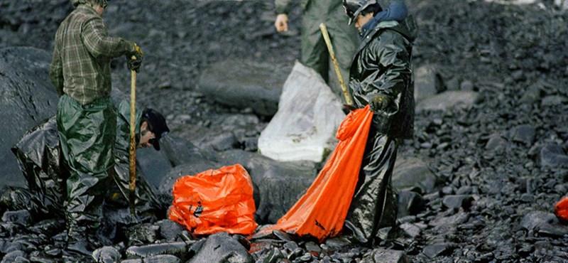 A BP 20 milliárd dolláros kártérítési alapot hoz létre