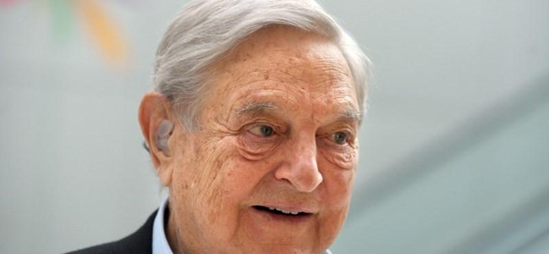 Soros: A hatalom hazugságokat terjeszt