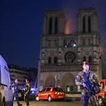 Salma Hayek férje 32 milliárd forintnak megfelelő eurót ajánlott fel a Notre-Dame újjáépítésére