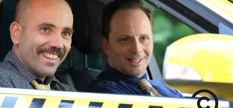 Endi és Pali bá ezúttal taxisként támad a Comedy Centralon