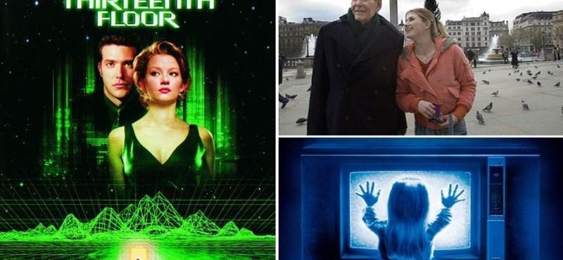 Napi tévéajánló: A 13. emelet, Poltergeist - Kopogó szellem, Vénusz