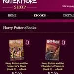 Megjelent a Harry Potter sorozat, e-könyv formátumban is