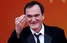 Megszületett Quentin Tarantino első gyermeke