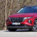 Berúgja az ajtót: teszten az új hibrid Hyundai Tucson