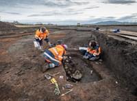 Páratlan lelet: 2000 éves gyermeksírt tártak fel Franciaországban