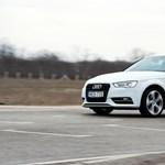 Audi A3-teszt: kívül-belül profibb