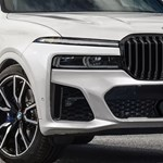 Friss kémfotókon a máris megújuló BMW X7