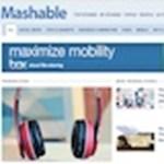 A Mashable ugyanolyan befolyásos, mint a NY Times?