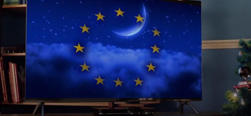 Karácsonyi dalt írtak a Brexitről – videó