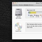OS X tipp: mi foglalja a helyet a merevlemezen?