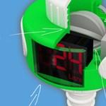 Ötletes literszámláló otthonra - akár csaponként mérheti a vízfogyasztást
