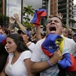Venezuela: már az USA is fenyegetőzik